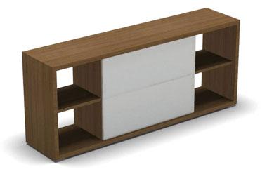 biblioth que kara. Black Bedroom Furniture Sets. Home Design Ideas