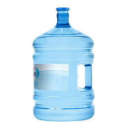 Bonbonne d'eau de source Chateaud'eau - 18,9L (photo)