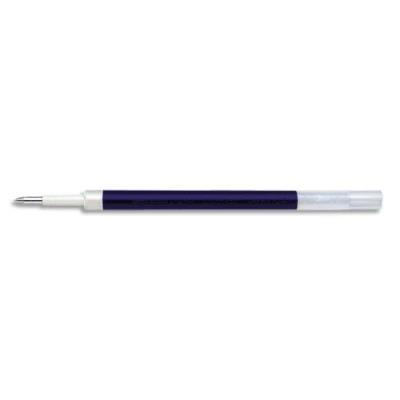 Stylo à bille uniball rt207 retractable encre gel bleu