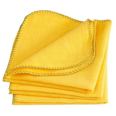 Chiffon à poussière - jaune - 40 x 40 cm (photo)
