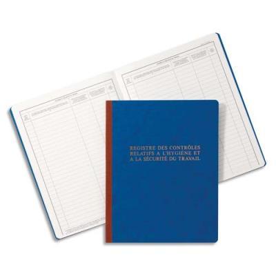 Piqûre hygiène et sécurité Le Dauphin - 31.5x24.5 cm - 40 pages + garde