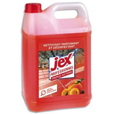 Jex Express désinfectant - parfum verger de Provence (photo)