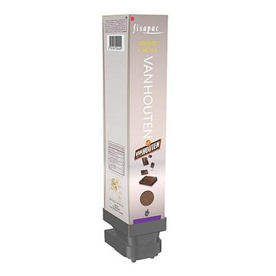 Cartouche boisson instantanée -  arôme Cacao Van Houten - 27 doses (photo)