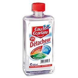 Détachant liquide Eau Ecarlate - flacon de 500ml (photo)