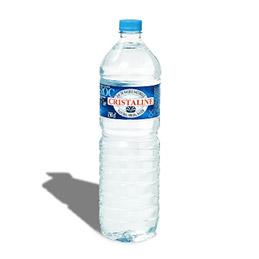 Bouteille d'eau de source Cristaline - 1,5 L (photo)