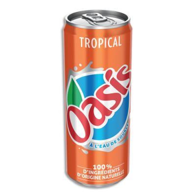 Oasis Tropical - canette de 33 cl (photo)
