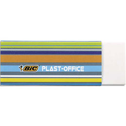 Gomme Bic Plast Office (photo)