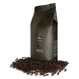 Paquet de 1KG de café en grains Emeraude 80% araBica et 20% robusta (photo)