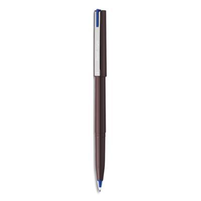 Stylo feutre Pentel JM20 à plume plastique - largeur de trait 0.3 mm - encre bleue