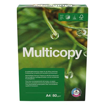 Papier A4 blanc 80g éco-responsable - ramette de 500 feuilles (photo)