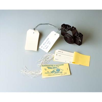 Etiquettes américaines Avery 75129 - 120 x 66 mm - attache par ficelle - mention envoi de/destinataire - boîte de 10