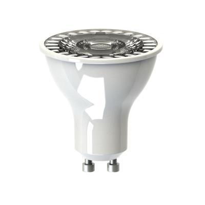 Ampoule spot LED 5W - culot GU10 - 350 lumens - 2700K - classe A+ (photo)