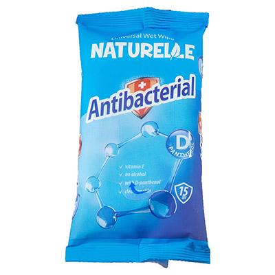 Lingettes Naturelles virucides - paquet de 15
