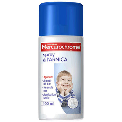 Spray à l'arnica - 100 ml (photo)