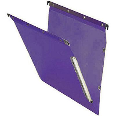 Dossiers suspendus AZV en carte Canson lilas - pour armoire - fond V