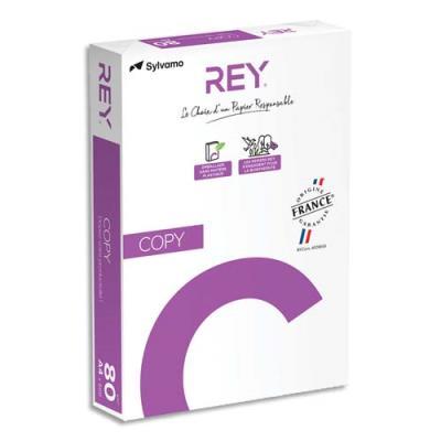 papier blanc rey copy paper 80 g a4 ramette de 500. Black Bedroom Furniture Sets. Home Design Ideas