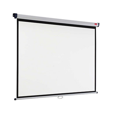 Ecran de projection mural standard 240 x 181 cm