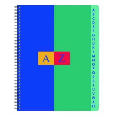Répertoire Conquérant 7 - 17 x 22cm - 180 pages - petits carreaux