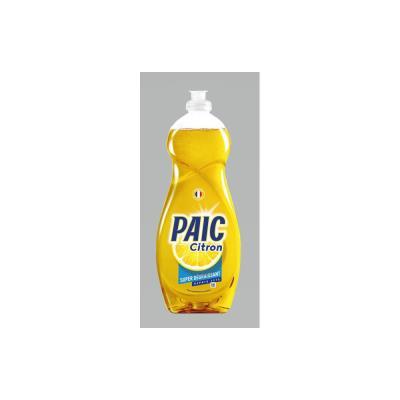 Liquide vaisselle main Paic - parfum citron - flacon de 750 ml