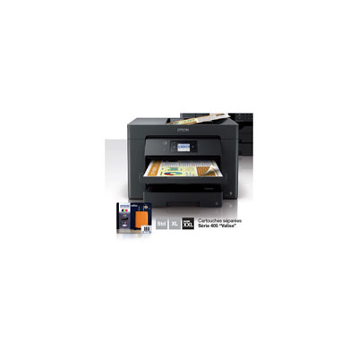 Epson WorkForce WF-7830DTW - imprimante jet d'encre - couleur - A3
