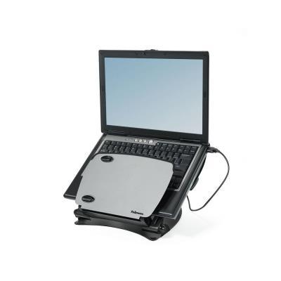 Poste de travail pour ordinateur portable Fellowes
