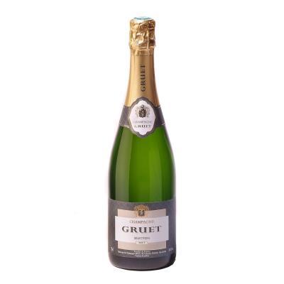 Champagne Brut Sélection - bouteille de 75 cl - bouteille 750 millilitres (photo)
