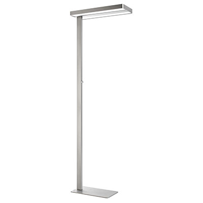 Lampadaire Led Lixus - 40 W - aluminium (photo)