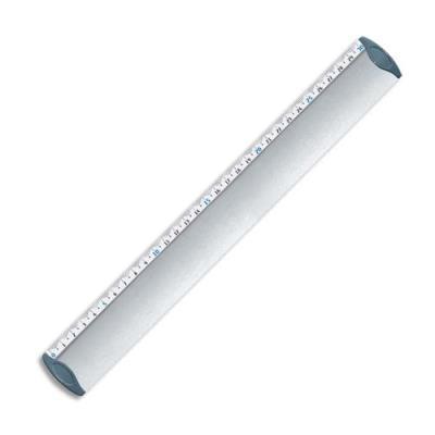 Règle plate Maped en aluminium anodisé - 30 cm (photo)