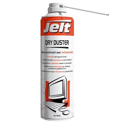 Aérosol de dépoussiérage Jelt - Eco - standard - bouteille 500 millilitres (photo)