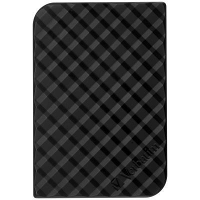 Disque dur externe portable Verbatim Store 'n' Go 1 To - USB 3.0 - noir - blister 1 unité