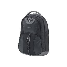 Dicota BacPac Mission XL - Sac à dos pour ordinateur portable - 17'' - noir pur (photo)