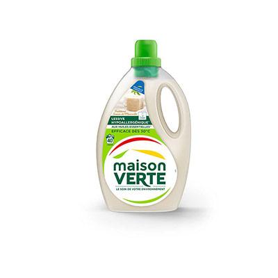Lessive Liquide savon de Marseille 3L bidon - bouteille 3 litres (photo)