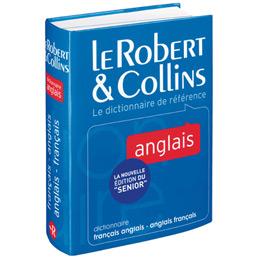 Dictionnaire Le Robert & Collins - anglais/français et français/anglais (photo)