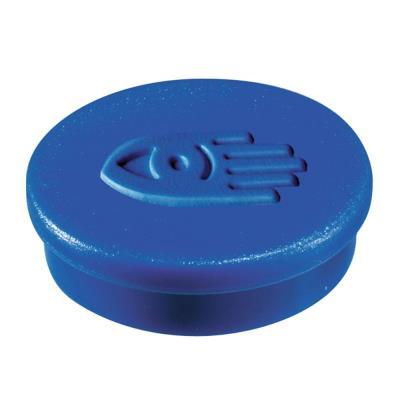 Aimant Legamaster - 30 mm - bleu - paquet de 10