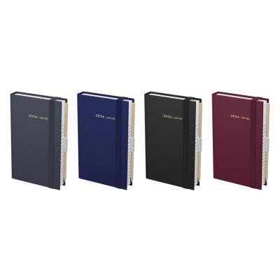 Agenda journalier Lecas Chantier - 8 x 13 cm - 2021 (photo)