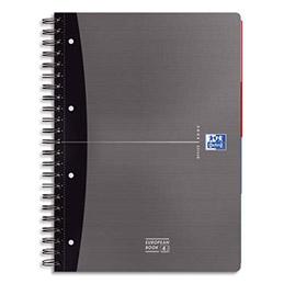 Cahier european book essentials oxford couverture cartonn e rigide reliure int grale a4 - Cahier oxford office book ...