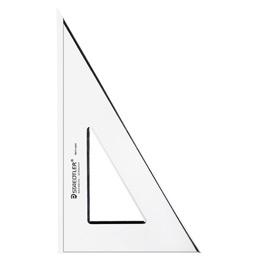 Equerre en plexiglas Staedtler - 60 degrés - 31cm (photo)