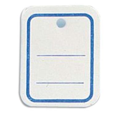 Etiquettes perforées lignées Avery - 30x37 mm - boîte de 1000