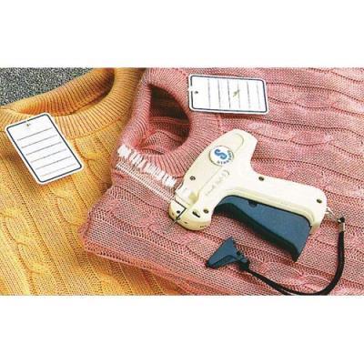Attaches textiles en polypropylène pour pistolet Avery - longueur 40 mm - boîte de 5000 (photo)