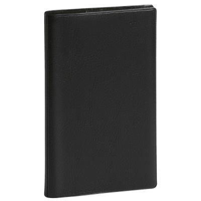 Agenda 2021 semainier Exacompta Espace 17S - format 17,5 x 9 cm - janvier à janvier - couverture PVC coloris assortis (photo)
