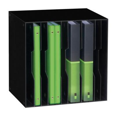 Module de tri Cubi Cep - 35x35x25 cm - coloris noir
