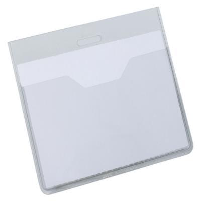 Badges ouverts sans attache Durable - paquet 20 unités