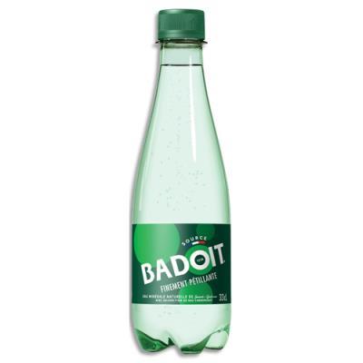 Eau pétillante Badoit - 33 cl (photo)