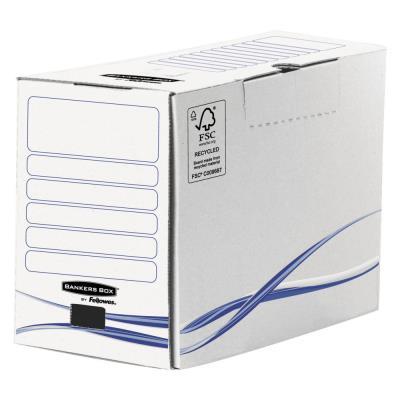Boîte d'archives Bankers Box® Basic - Format A4+ - Dos de 20 cm (photo)