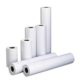 Bobine traceur papier brillant - 190g - rotoplan - 914 x 30 cm (photo)