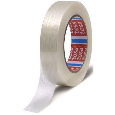 Ruban d'emballage transparent Monofilament 19 mm x 50 m 04590 - rouleau 50 mètres
