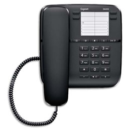 Téléphone filaire Gigaset DA410 (photo)