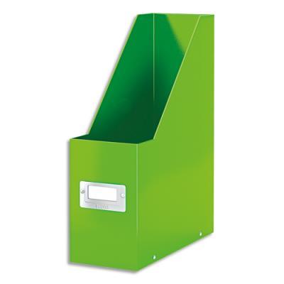 Porte-revues Leitz Click & Store - L103xH330xP 253mm - Vert