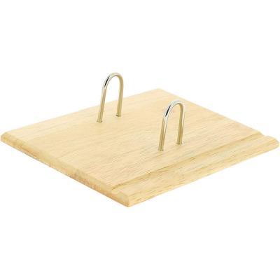 Socle pour bloc éphéméride bois