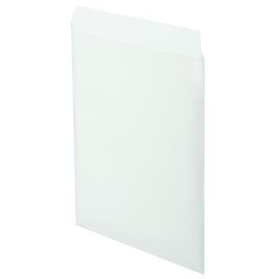 Pochette vélin La Couronne - 260 x 330 mm - 90 g/m² fermeture autocollante - blanc - paquet 250 unités (photo)